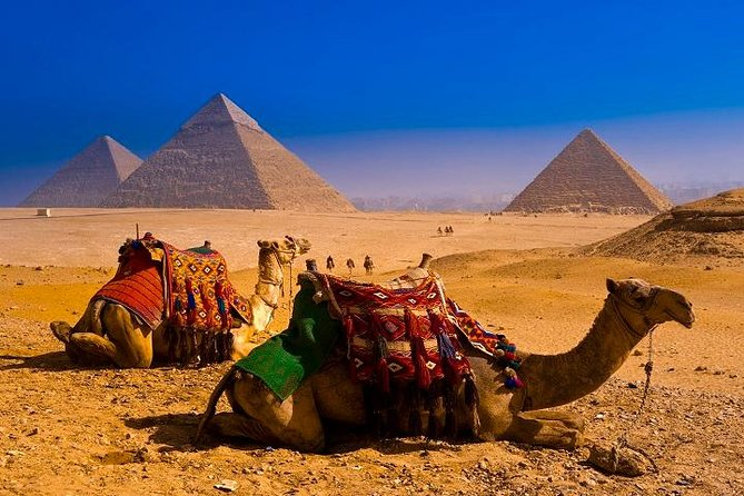 Day Tour Pyramids of Giza and Sphinx from Cairo photo 4