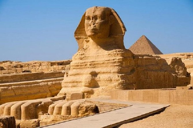Best Deal to Pyramids of Giza and Sphinx