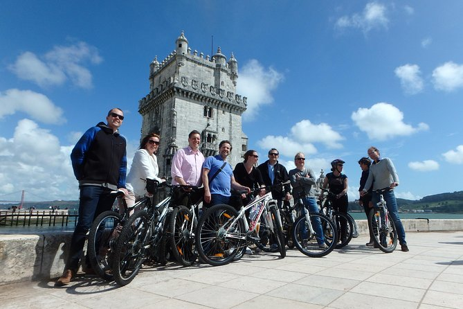 Lisbon Highlights Mountain Bike Tour photo 1