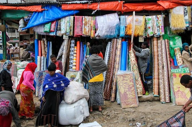 Full-Day Private City Tour of Addis Ababa