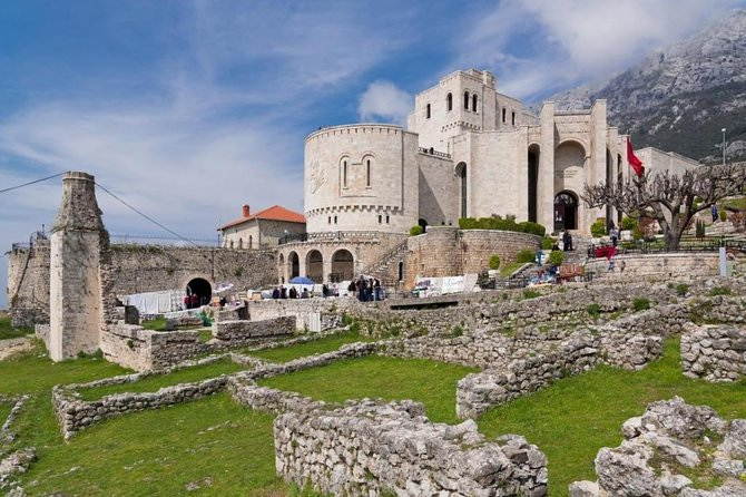 Kruja Full Day Tour from Durres