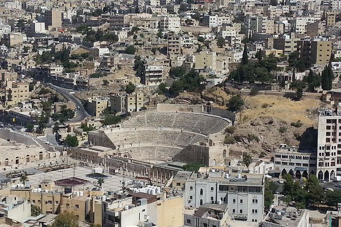 Private City Tour of Amman Including Wine Tasting photo 1
