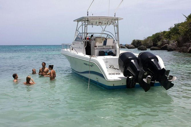 Ultimate Private Snorkel And Beach Hopping Boat Tour Ocho Rios
