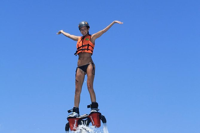 Flyboard Falmouth Jamaica Water Sports Activity Flyboarding