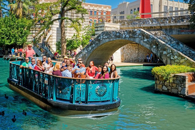Guided River Walk Boat Cruise