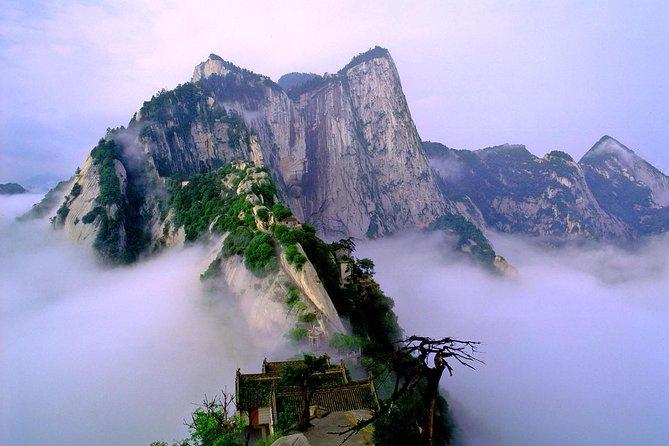 Full-Day Mt Huashan Great Mountain hike from Xi'an