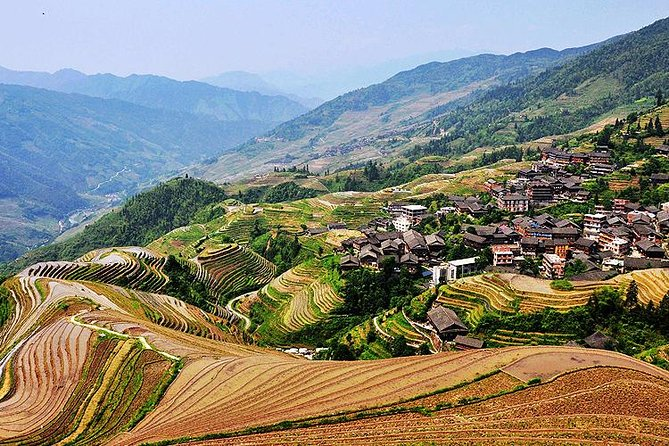 Excursão Privativa Autoguiada em Longji Terraces de Guilin
