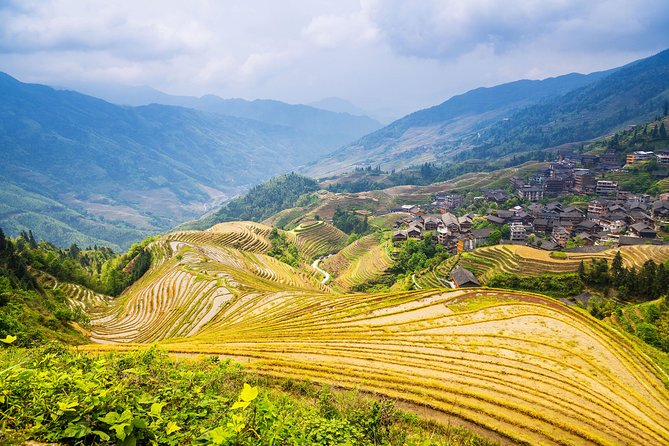 Longji Rice Terraces and Minority Village Day Tour