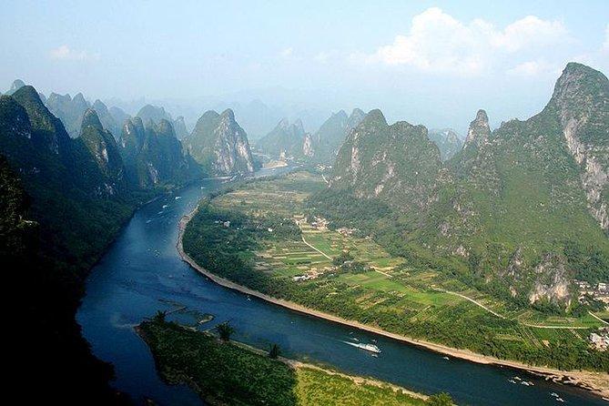 3 noites de melhor excursão privada em Guilin: Cruzeiro Li River e Yangshuo Countryside