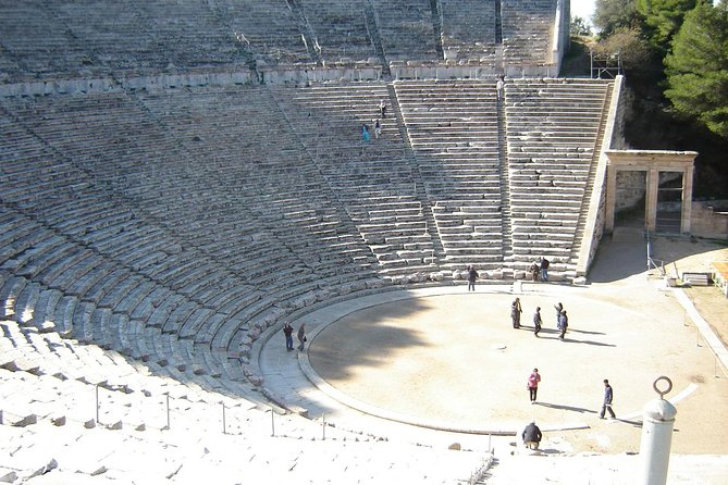 2 or 3-Day Private Tour: Ancient Olympia, Corinth, Mycenae, Epidaurus and Nafplio from Athens