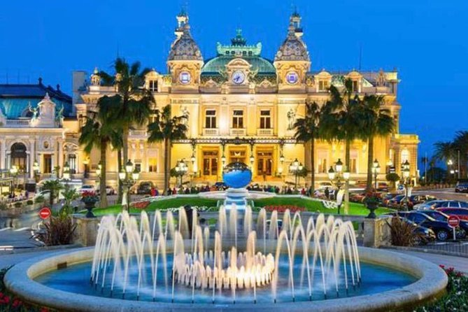 Half-Day Tour to Eze and Monaco-Monte Carlo from Nice