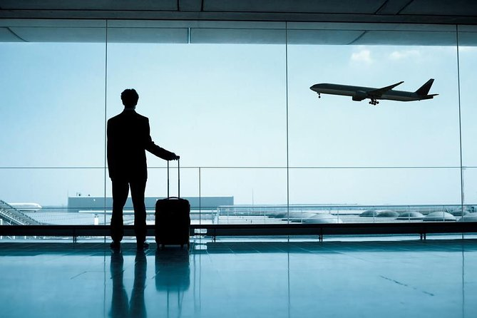 Private Departure Transfer from Nice City to Nice Airport