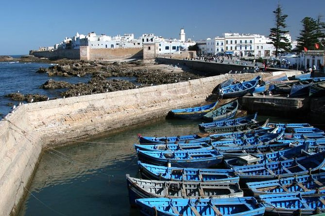 Private Full-Day Essaouira Tour from Marrakech