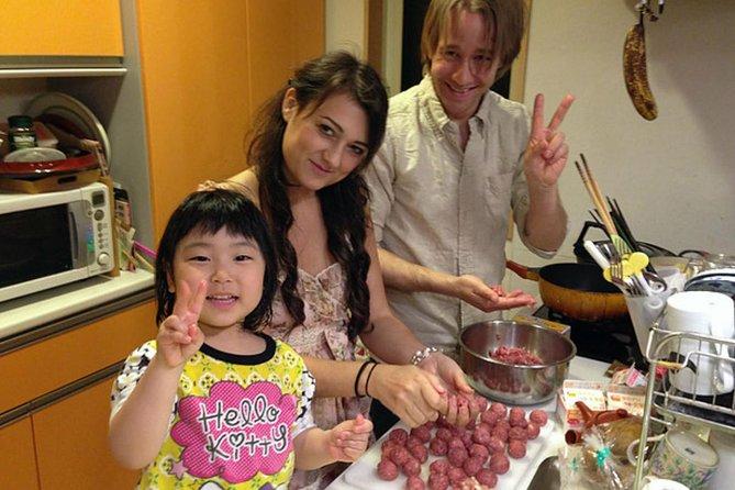 行徳で行われるマリーのデイリー日本料理教室