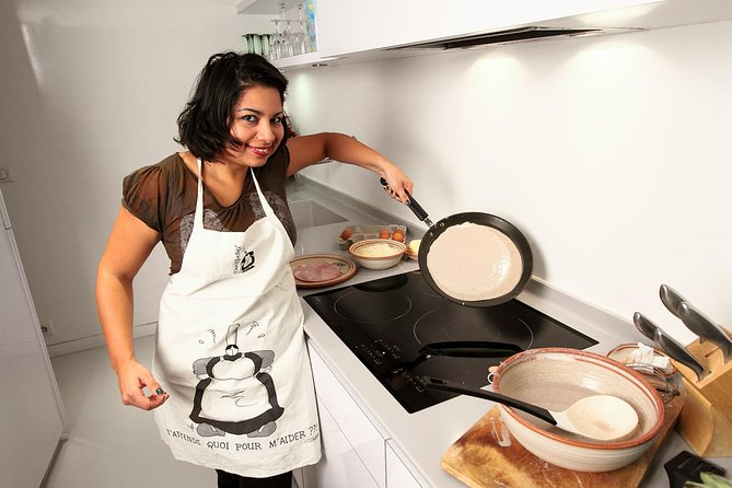 The Ultimate Parisian Experience: Learn how to make Crepes in Paris! photo 1