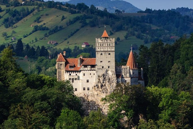Transylvania Castles Day Trip from Bucharest