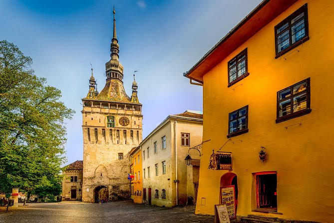 2-Day Medieval Transylvania with Brasov,Sibiu and Sighisoara Tour from Bucharest Image