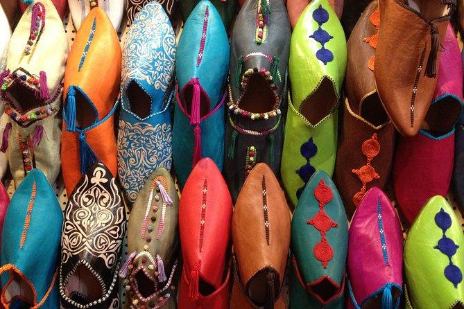 Tangier Shopping Tour
