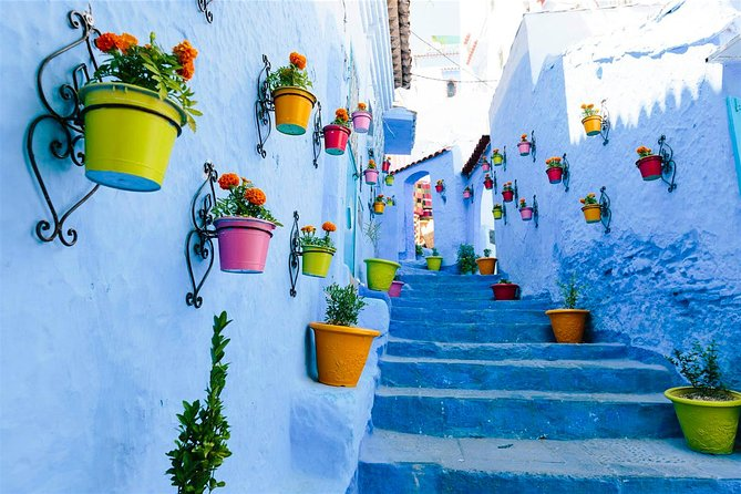 Full day Tangier and Chefchaouen