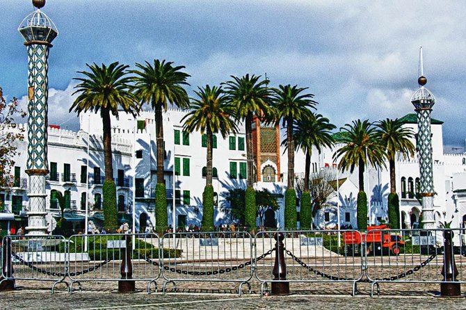 Excursion d'une journée complète à Tanger et Tétouan