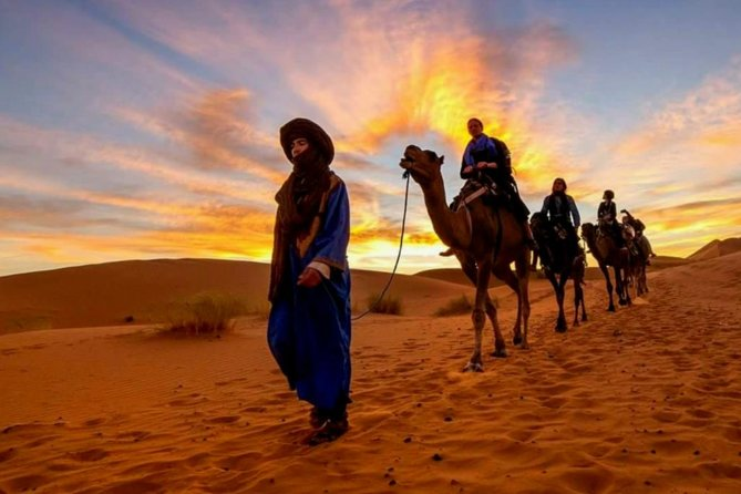 4 Days Morocco Tour From Spain