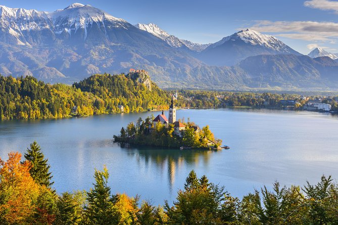 Ljubljana and Bled Private Full-Day Tour from Zagreb