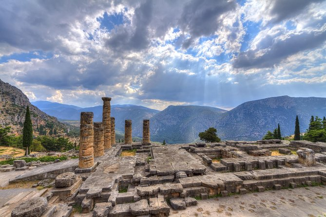Private Day Trip of Delphi from Athens photo 1