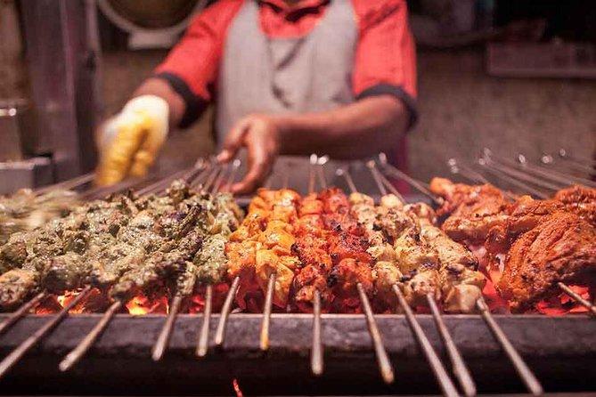 Excursão de comida de rua de meio dia em Mumbai