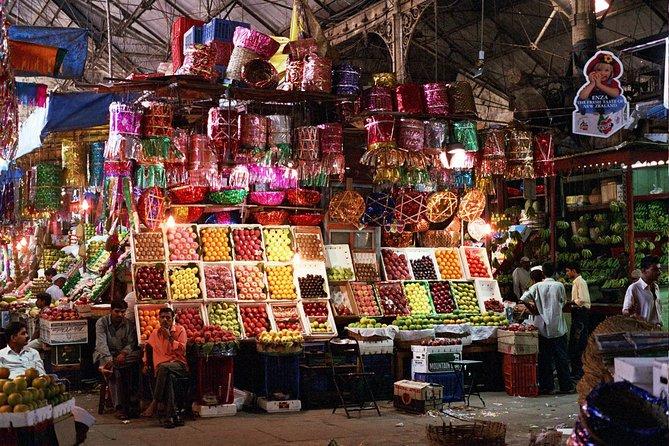 Ganztägige kulinarische Tour durch Mumbai mit Besuch des Gewürzbasar