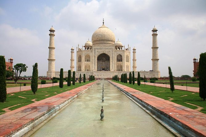 Same Day Private Taj Mahal & Agra Fort Tour from Jaipur