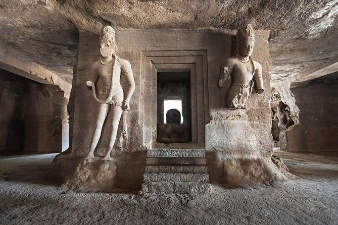 Guided Elephanta Caves Tour photo 1