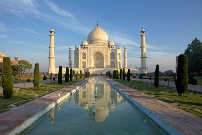 Private 3-Day Luxury Golden Triangle Tour to Agra and Jaipur From New Delhi