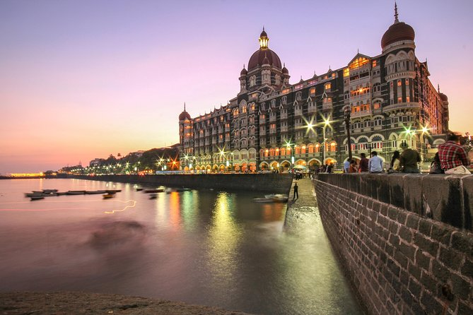 Highlights of Mumbai: Private Sightseeing Tour of Mumbai