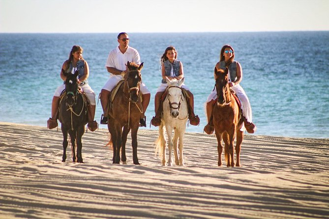 Horseback Riding Tour in Los Cabos