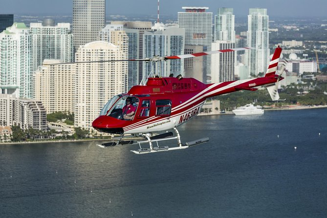 The Grand Miami Helicopter Tour