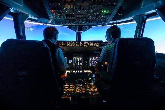 Vuele con un Real Jet Simulator por todo el mundo en el aeropuerto de Coventry