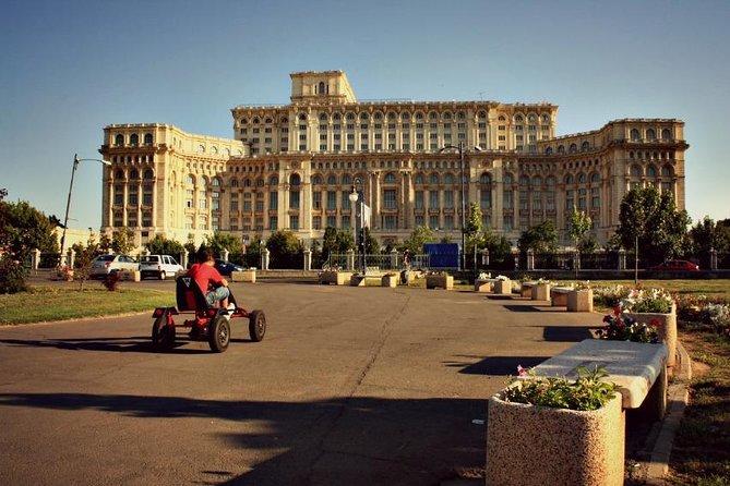 Private Walking Tour of Communist Bucharest