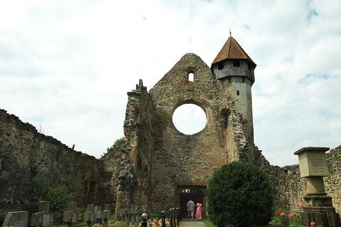 Cistercian Abbey from Carta*
