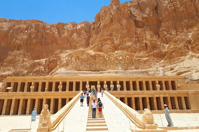 Full Day Tour to Luxor Monuments
