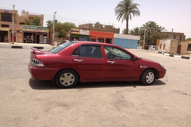 Private Transport from Luxor to Aswan