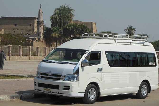 Private Transport from Aswan to Luxor