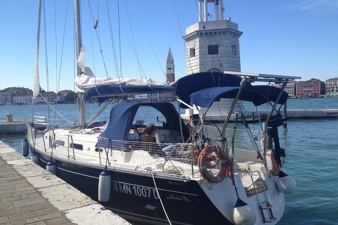 Venice Sailing Cruise to northern lagoon