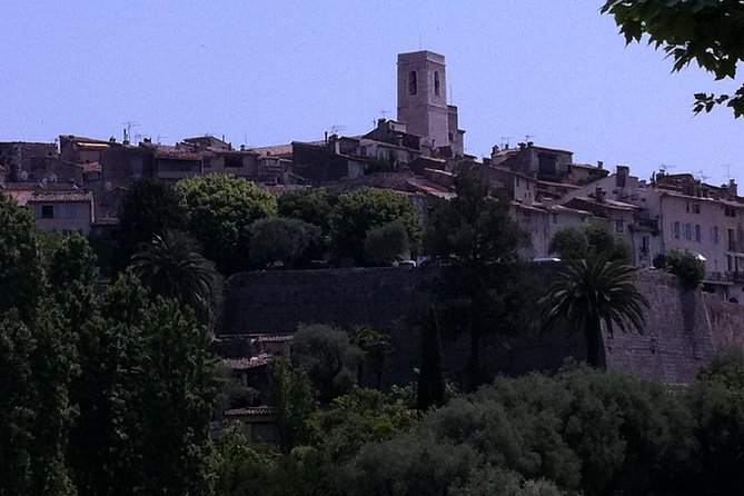 Antibes, St. Paul-de-Vence, St. Jeannet, and Gourdon Private Tour from Cannes