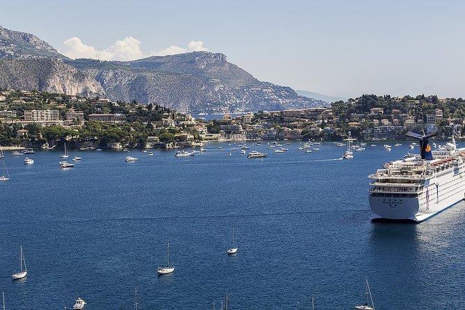 Half-day Private Monaco Shore Excursion from Villefranche sur Mer