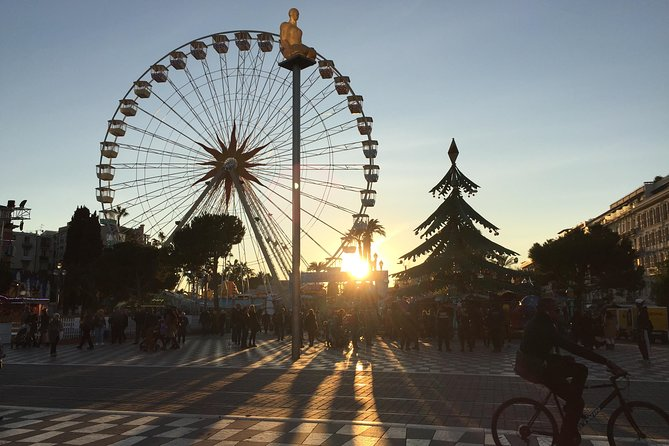 Nice City private half day tour from Nice