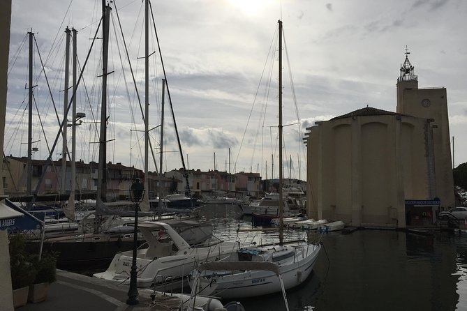Full-day Small-Group St Tropez and Port Grimaud from Monaco