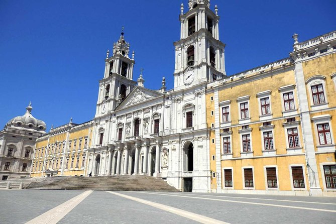 Private day tour visiting two baroque palaces and the scenic Atlantic coastline from Sintra to Ericeira
