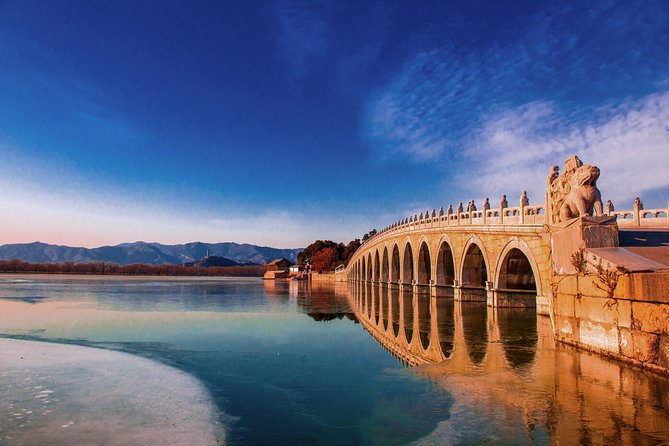 Beijing Private Day Tour: Summer Palace and Badaling Great Wall