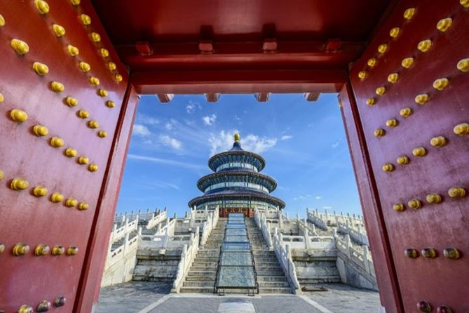 Beijing Private Day Tour: Temple of Heaven and Badaling Great Wall