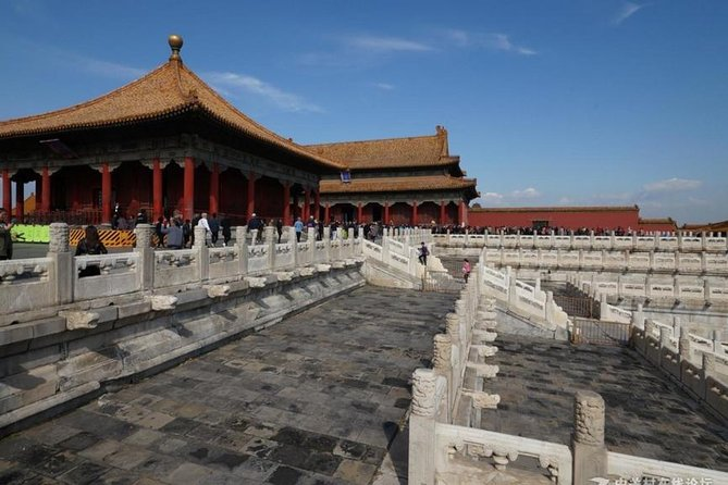 Beijing Private Day Tour: Forbidden City and Mutianyu Great Wall